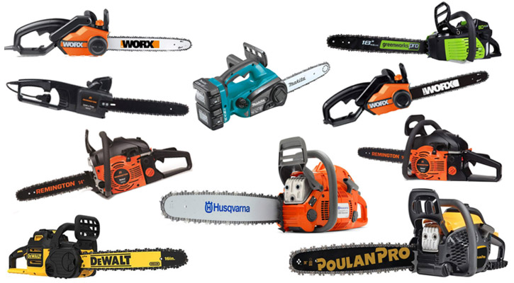 10 Best Rated Chainsaws