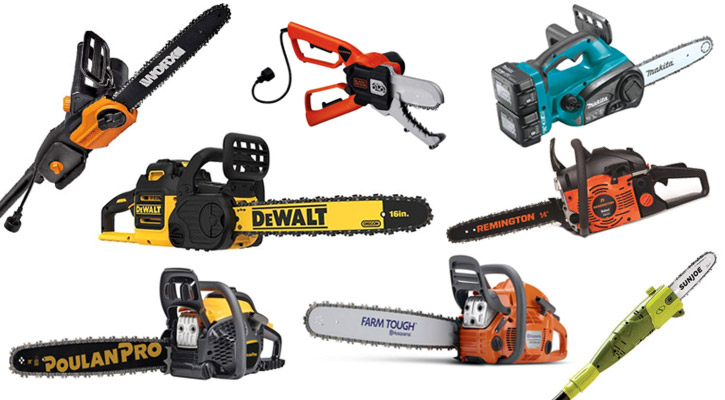 Best Chainsaw for Home Use (Top Homeowner Chainsaw Reviews)