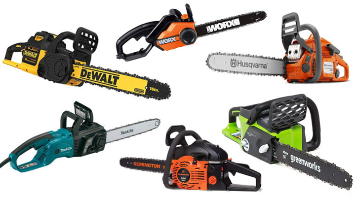 Best 16 inch Chainsaws (Reviews, Top Picks & Comparisons)