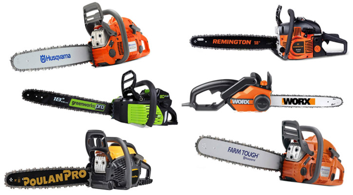 Best Chainsaws for Cutting Firewood (Reviews, Top Picks & Comparisons)