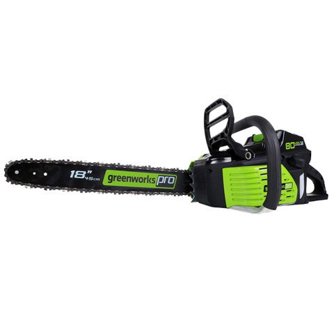 Greenworks Pro GCS80420 Battery Chainsaw Reviews