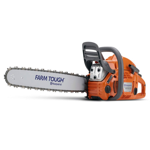 Best Chainsaws for Firewood Husqvarna 455 Rancher