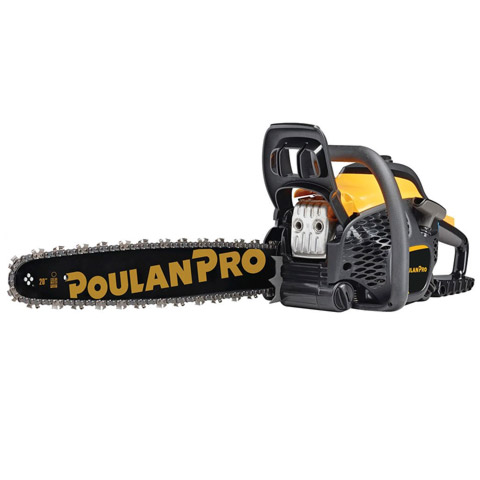 Poulan Pro PR5020 Chainsaw for Home Use
