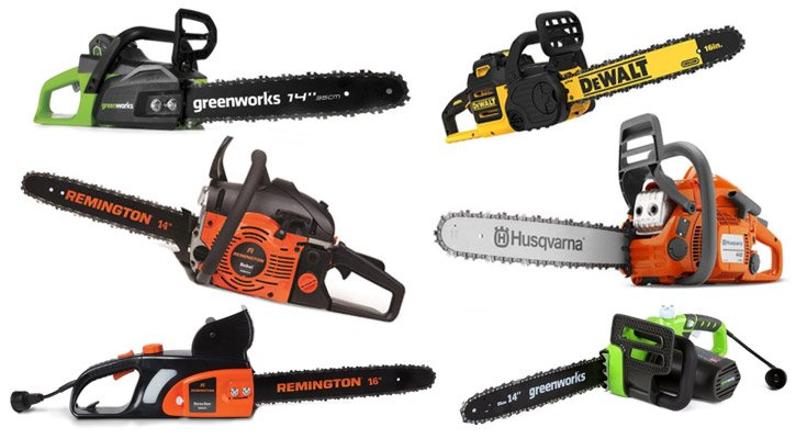 Best All Around Chainsaws (Top Chainsaws for Everyday Use)