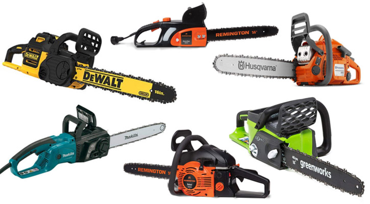 Best 16 inch Chainsaw (Reviews, Top Picks & Comparisons)