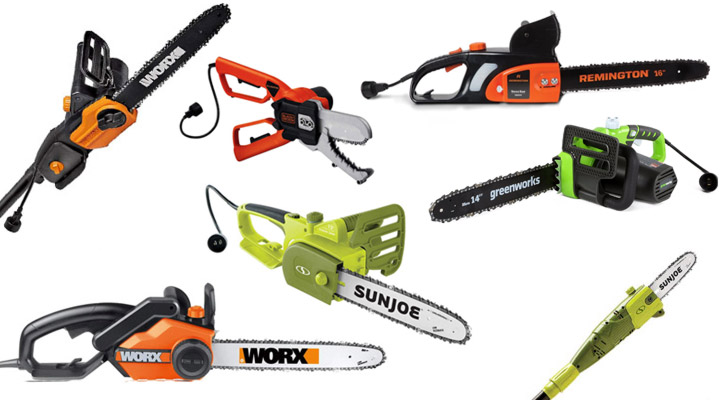 Best Electric Chainsaws (Top Corded Electric Chainsaw Reviews)