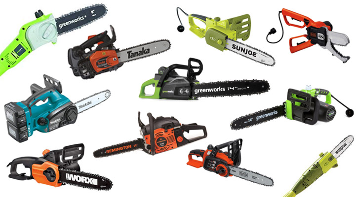 Small Lightweight Chainsaws