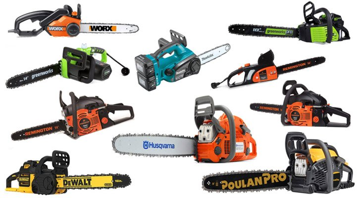 Top 10 Best Rated Chainsaws