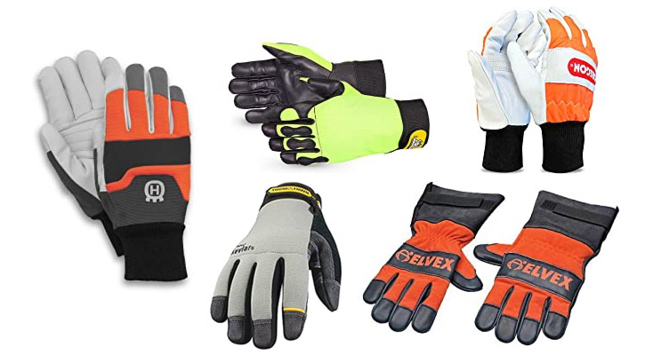 Best Chainsaw Gloves (Reviews & Top Picks)