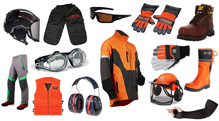 Best Chainsaw Safety Gear (Top Protective Equipment Reviews)