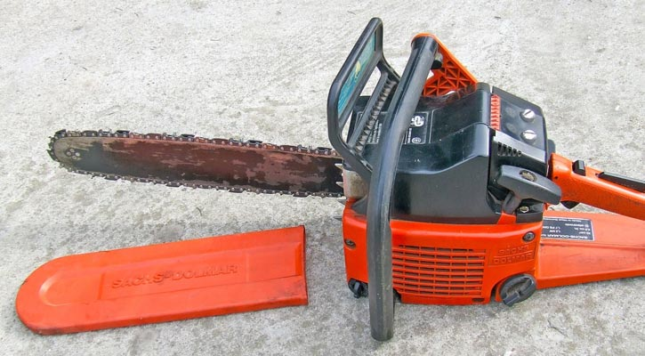 Chainsaw Troubleshooting Tips: How to Fix a Chainsaw (Problems and Solutions)